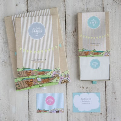 SMALL BISCUIT GIFT SETS