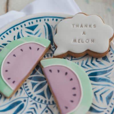 THANK YOU BISCUIT GIFT SETS