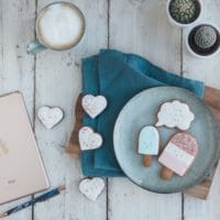 Mothers day biscuit gifts