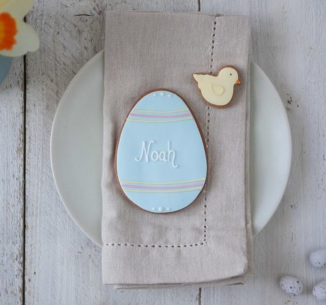 Easter egg biscuit, Easter gift set, Easter biscuit gifts, Easter gifts by post