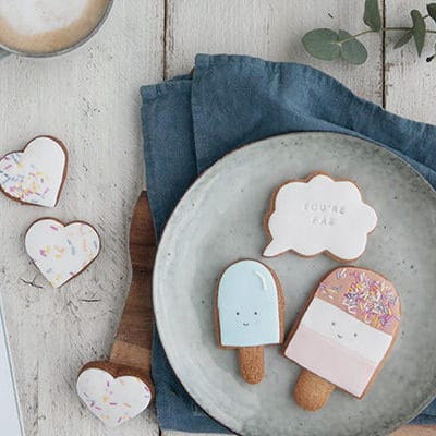 MOTHER'S DAY BISCUIT GIFTS