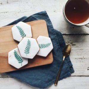 BOTANICAL BISCUITS