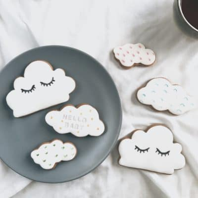 NEW BABY BISCUIT GIFTS