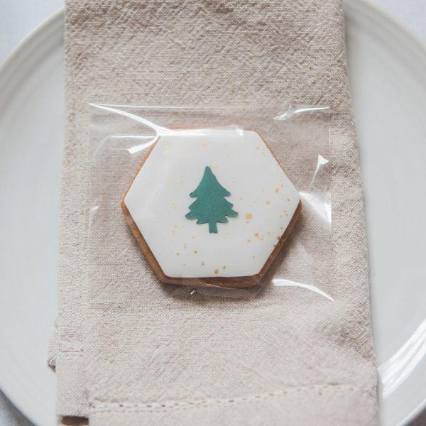 Botanical biscuit gift set