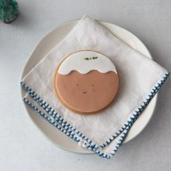 Cute Food Kawaii Christmas Biscuits