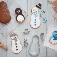 christmas snowman gift