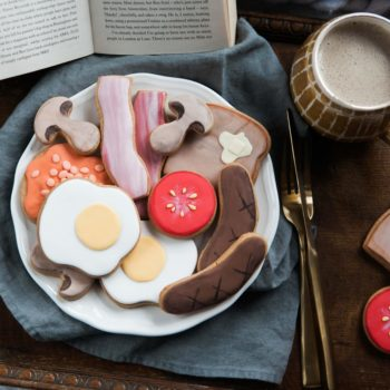 Full English Breakfast Biscuits