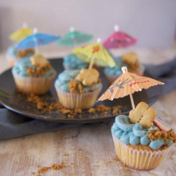Seaside Cupcake Baking Kit