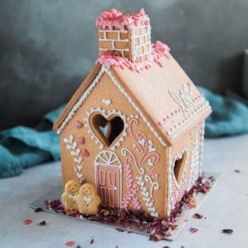 Love Shack Gingerbread House