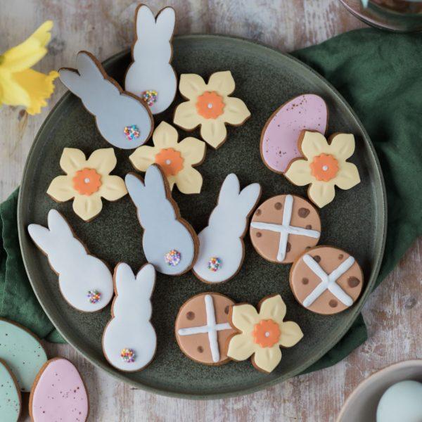 Jar of Easter Biscuits