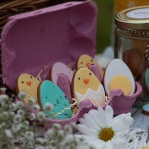 Easter egg Carton gift