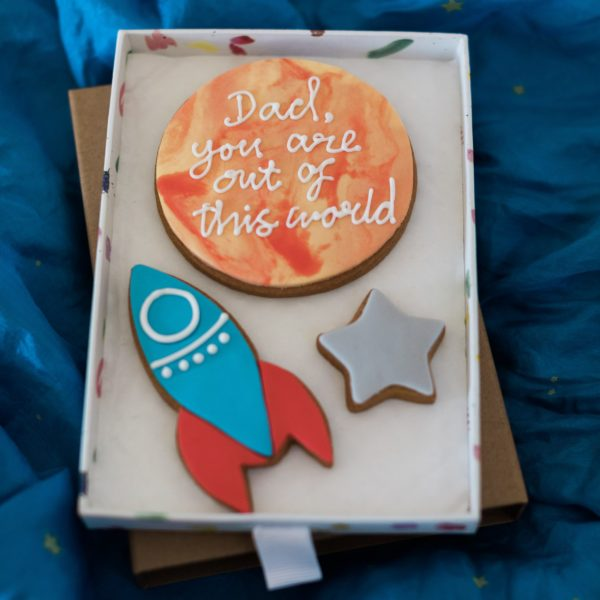Out Of This World Biscuit Gift