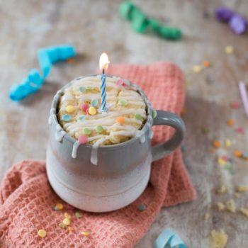 Birthday Mug Cake Kit
