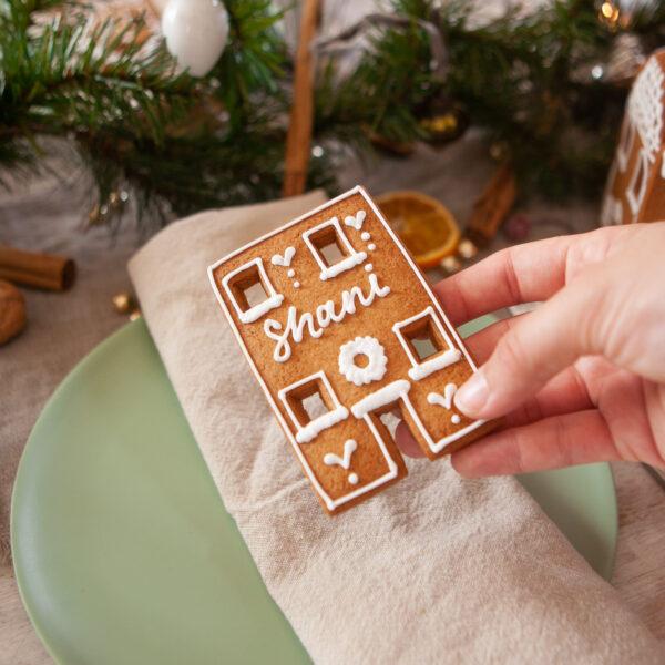 Festive House Baking Kit