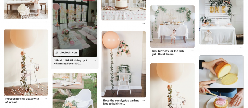 Pinterest India Rose
